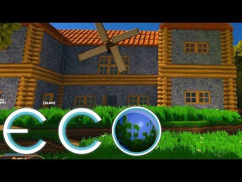 ECO 🌎 Endlich ein DACH über dem Kopf! • Let's Play ECO [47]