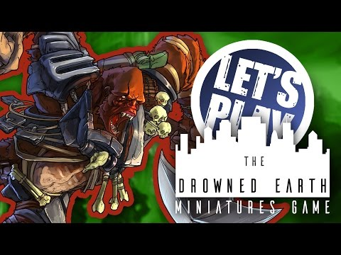 Let's Play: The Drowned Earth