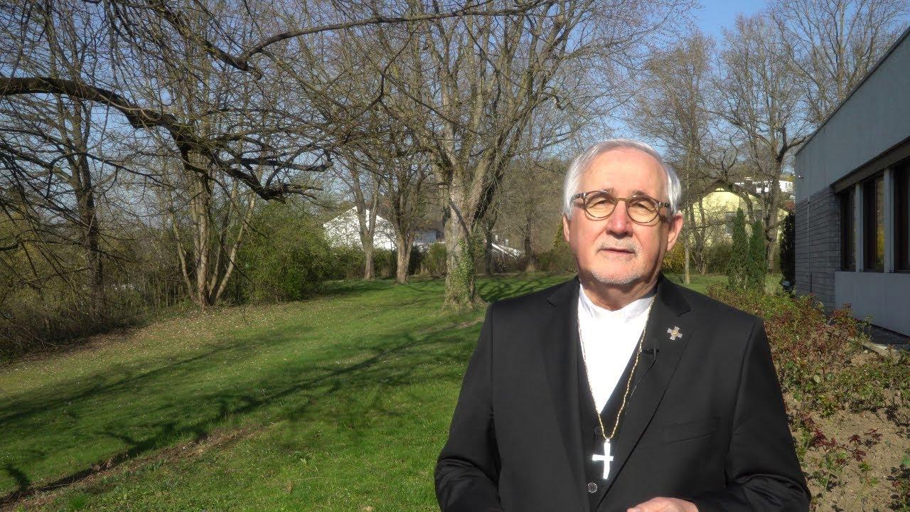 Videobotschaft Bischof Dr. Gebhard Fürst