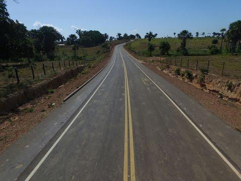 Governo inaugura rodovia Padre Josimo – Estrada do Arroz