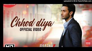 Chhod Diya Ringtone || Arijit Singh Ringtone || Baazaar new Ringtone