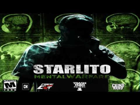 Starlito - Mental Warfare [FULL MIXTAPE + DOWNLOAD LINK] [2012]