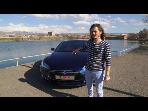 Drive News | Tesla model S` տոկով ավտո