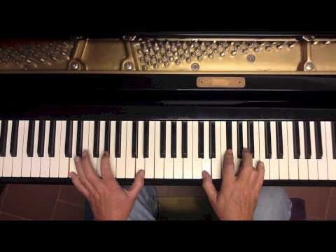 Tutorial Piano y voz Perfect Day (Lou Reed)