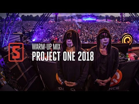 Project One | Reflections of the Eternal 2018 Warm-up Mix by Scantraxx