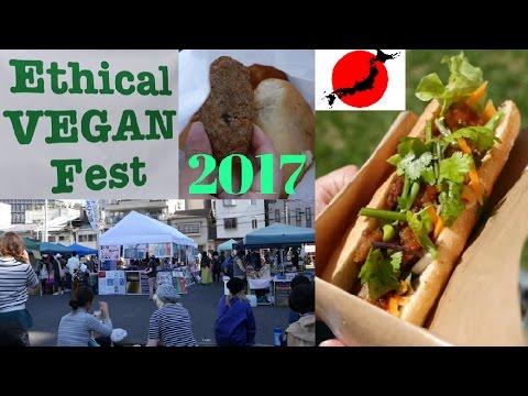 Vegan Festival in Osaka, Japan [April 2017]
