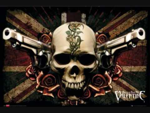 bullet for my valentine - crazy train (ozzy osbourne cover) lyrics
