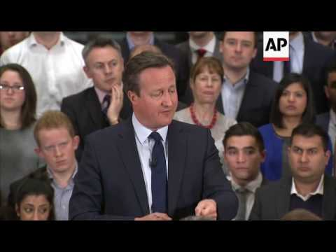 Cameron says he has no offshore trusts or funds
