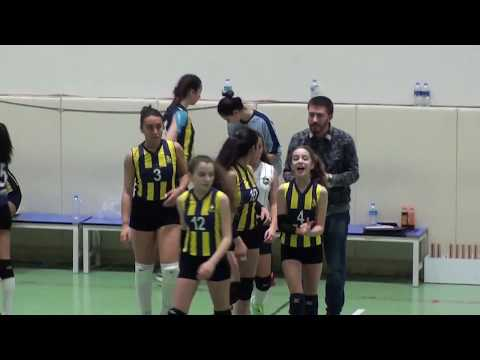 TED ANKARA KOLEJI – ANKARA PERFORMANS 1.Set Yıldız Kızlar Voleybol (08.02.18/Ankara)