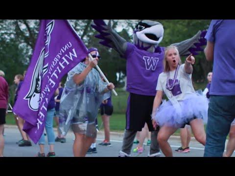 UW-Whitewater Welcome Week 2015