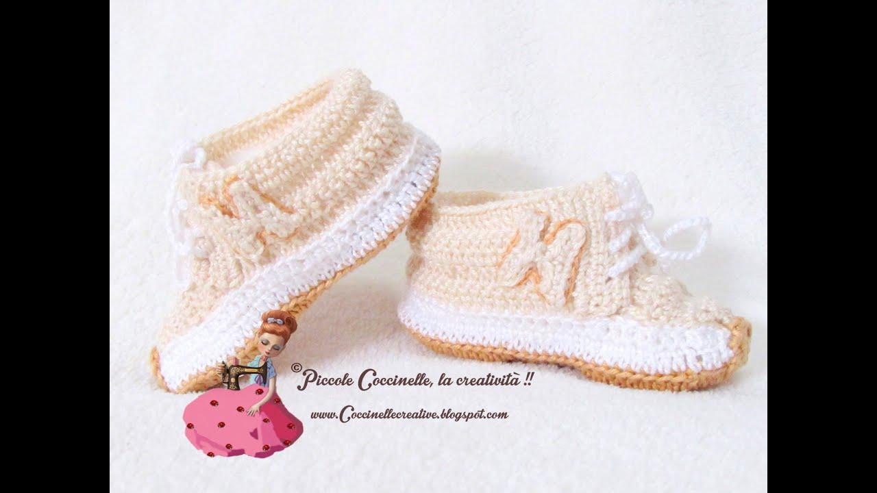 scarpe per neonati hogan