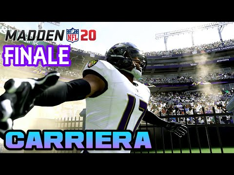 PLAYOFF FINALE SERIE - MADDEN NFL 20 CARRIERA HB - EP.7 - Gameplay ITA - PS4 PRO