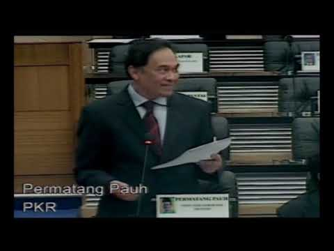Anwar Ibrahim: Siapa Nak Bangkit Isu 3 Billion? Bangun, Saya Jawab