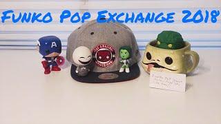 Funko Pop Secret Santa Exchange 2018