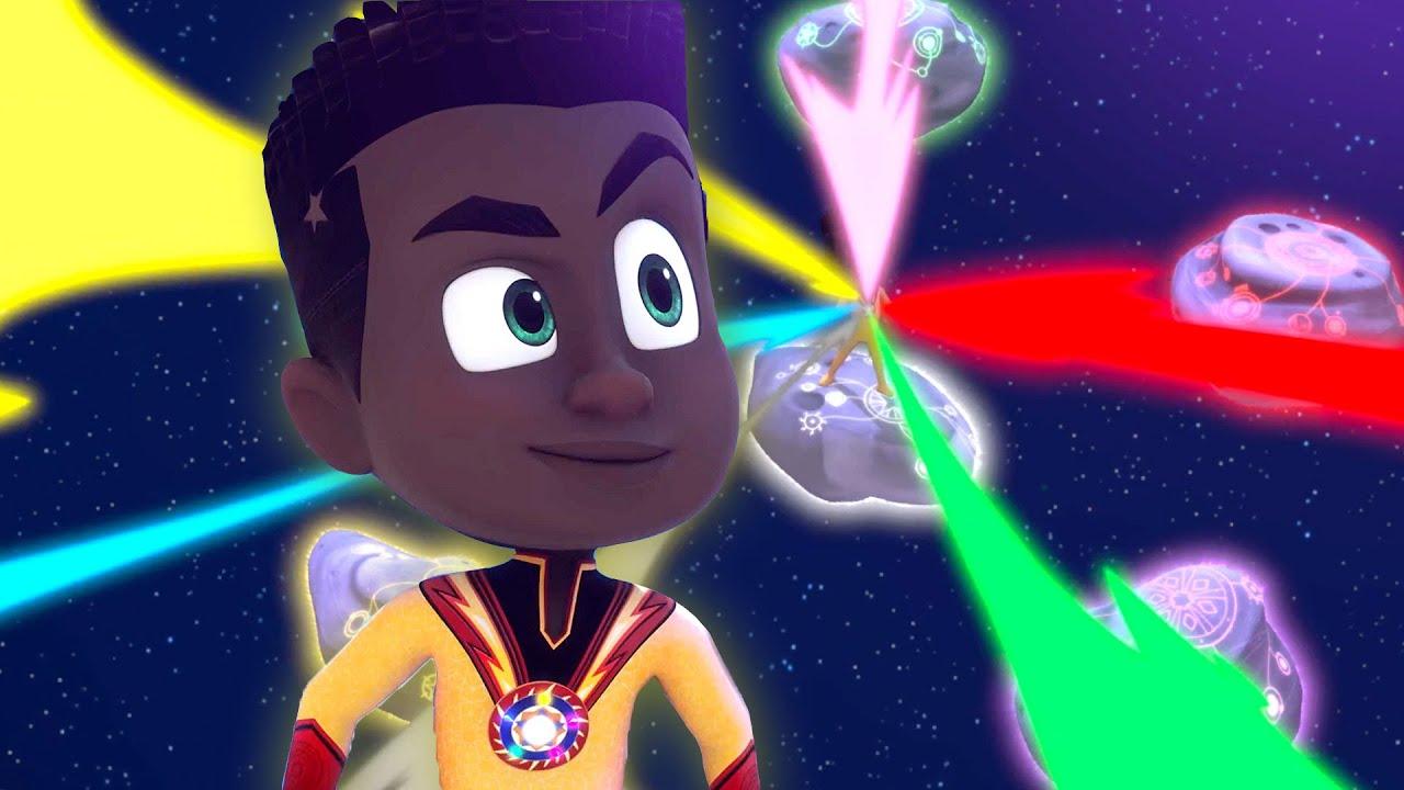 Download ⭐️ NEWTON STAR Super Space Powers ⭐️ 2021 Season 4   PJ Masks Official