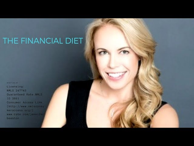 HOW TO: Go on a Financial Diet (2018)
