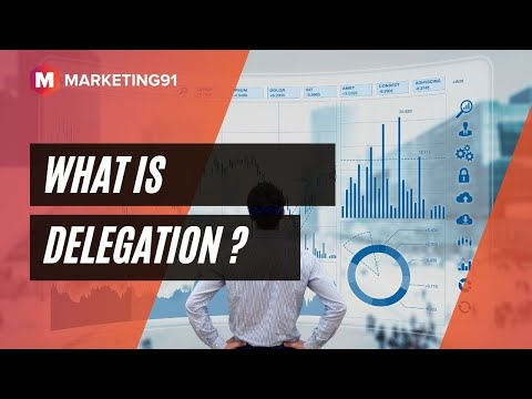 What is Delegation? Process, Barriers and Principles of Delegation