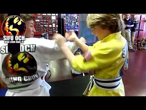 Amazing Kids Wing Chun Kung Fu   Martial Arts   Self Defense   Lakeland, FL   Sifu Och Wing Chun