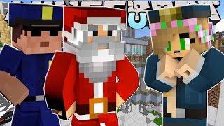 Minecraft-Little Kelly Adventures- SANTA GOT ARRESTED!