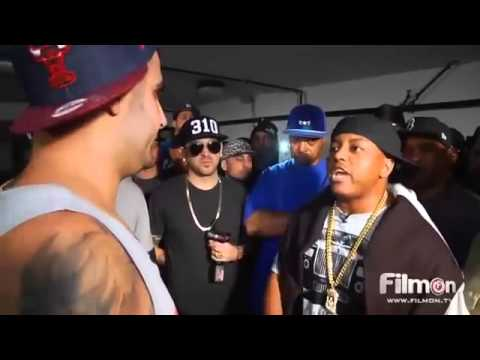 Full REMATCH  Cassidy Vs Dizaster Battle