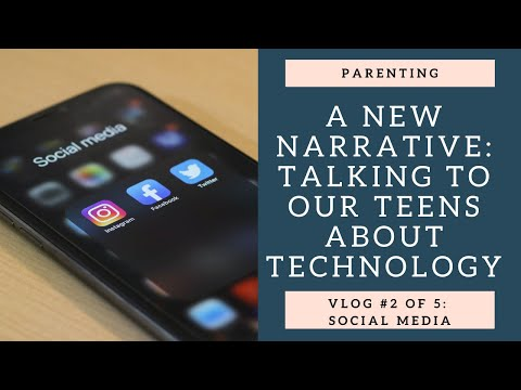 Parenting Tips: Talking to your teens about technology: Social Media