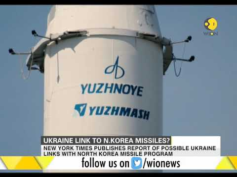 Thumbnail: A Ukrainian link to North Korea's missiles?