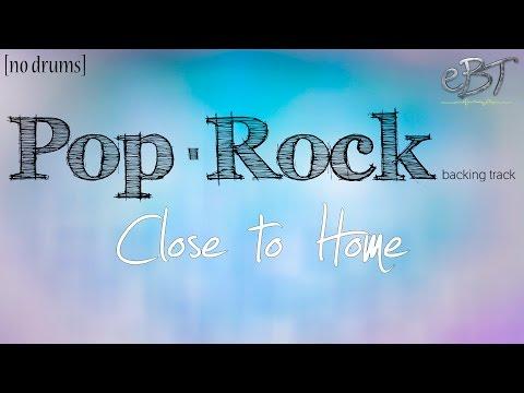 Pop/Rock Backing Track in G Major   120 bpm [NO DRUMS]