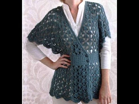 Crochet Patterns For Chunky Crochet Cardigan Pattern Free 1191