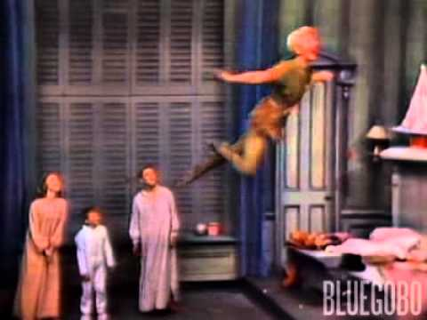 """I'm Flying"" from the 1960 TV version of Peter Pan"