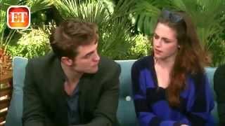 Robert & Kristen New Sit Down ETonline