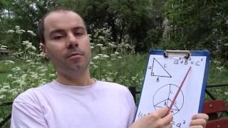 Лекция 8. Теорема Пифагора и уравнение окружности