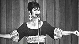 Yaffa Yarkoni - Finjan (live in France ,1967) יפה ירקוני