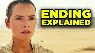 Star Wars Rise of Skywalker ENDING EXPLAINED! (SPOILERS!)