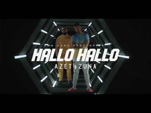 AZET & ZUNA - HALLO HALLO (prod. by JUGGLERZ)