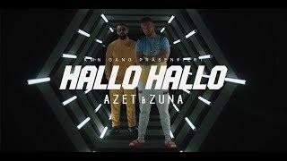 Смотреть клип Azet & Zuna - Hallo Hallo