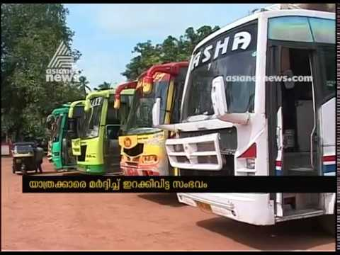 Police warns Kallada bus owner Suresh Kallada ,to report infront of police
