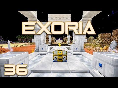 Exoria EP36 Astral Sorcery Celestial Altar + Starlight