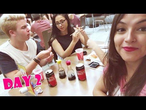 Daily Vlog: BOCA FOI FEITA PRA COMER! - Porto Alegre #2