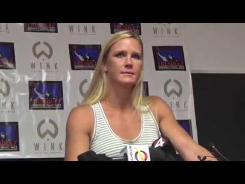 Ronda Rousey vs. Holly Holm Press Conference (Albuquerque)