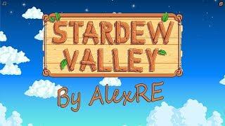 8 Stardew Valley Начинаем копить на курятник