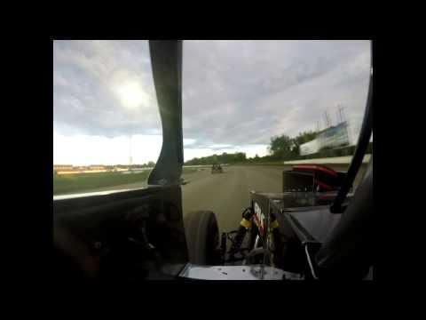 Mohawk 07312015 Heat Race Cut