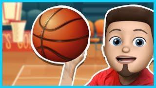 Ben Basket Oynarım Hop Hop Zıplarım - Meslekleri Öğreten Çocuk Şarkısı
