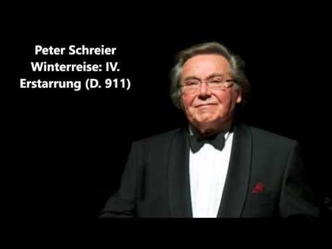 "Peter Schreier: The complete ""Winterreise D. 911"" (Schubert)"