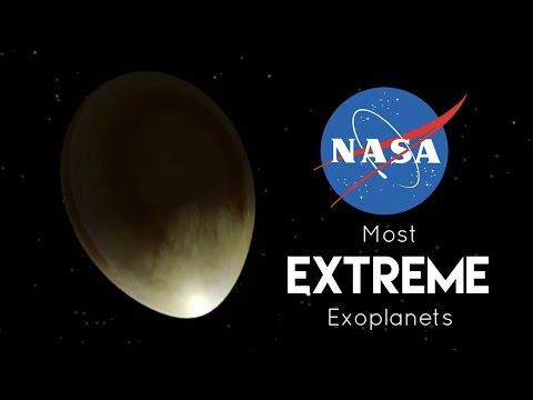 NASA's MOST EXTREME EXOPLANETS - NASA's...