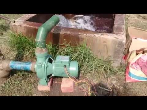 Technique Solar Water Pump Project