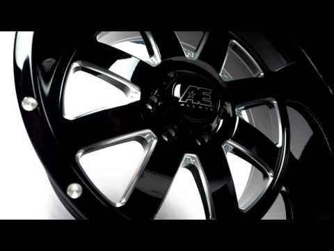 RealView - Eagle Alloy Series 512 20x12 Wheels with 7