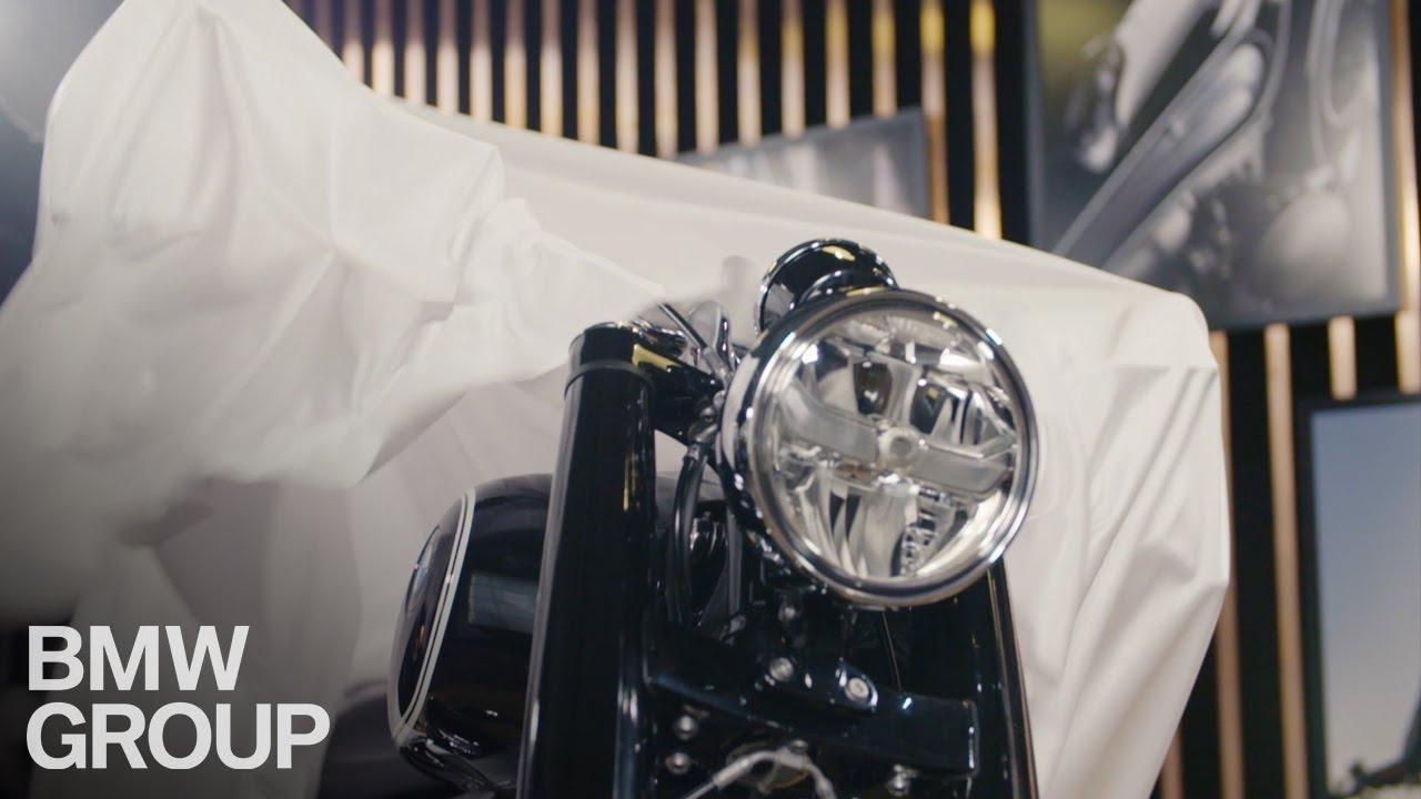Svetska premijera BMW R 18!