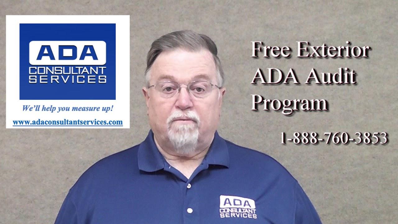 ADA consultation services