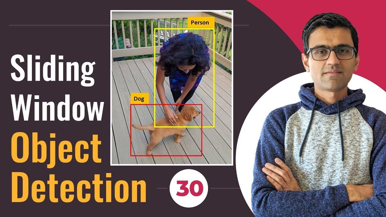 Sliding Window Object Detection   Deep Learning Tutorial (Tensorflow, Keras & Python)