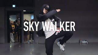 Miguel - Sky Walker ft. Travis Scott  / Youngbeen Joo Choreography